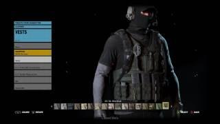 Ghost Recon Wildlands: Character Customization