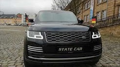2020 Land Rover Range Rover Autobiography LWB SV armoring and cars stretching Made in Germany