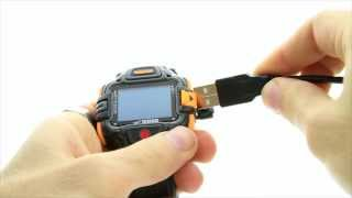 waspcam action sports camera how to charge gideon wireless wrist remote