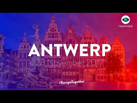 Together in Antwerp | What If Sustainable Cities Saved Europe - NL