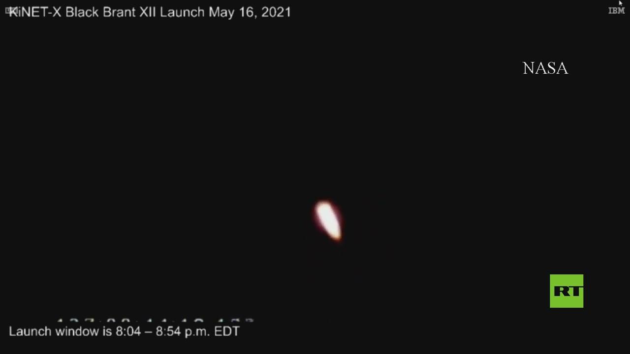 ناسا تنجح في إطلاق صاروخ -بلاك برانت 12- للأبحاث العلمية  - نشر قبل 2 ساعة
