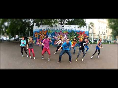 """Shabba Ranks - Tonight"" Dancehall Choreography by Alexander Nikiforov"