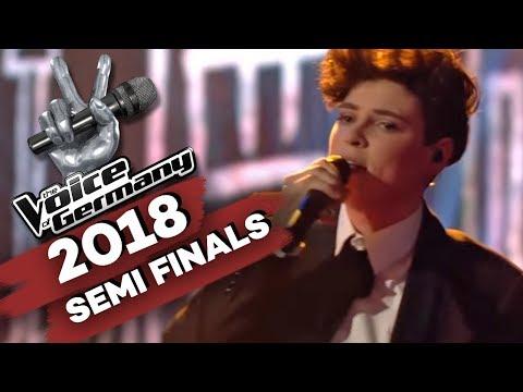Lina Maly - Schön Genug (Rahel Maas) | The Voice of Germany | Halbfinale