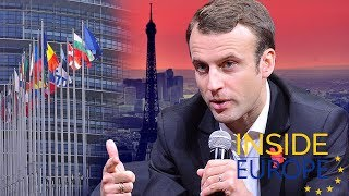 Could Macron be Europe