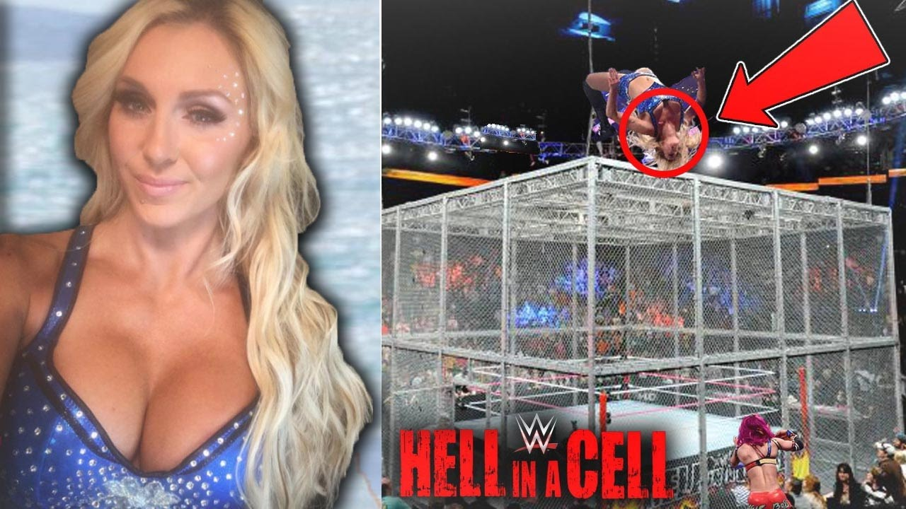 wwe breaking news: huge charlotte spot planned for hell in a cell
