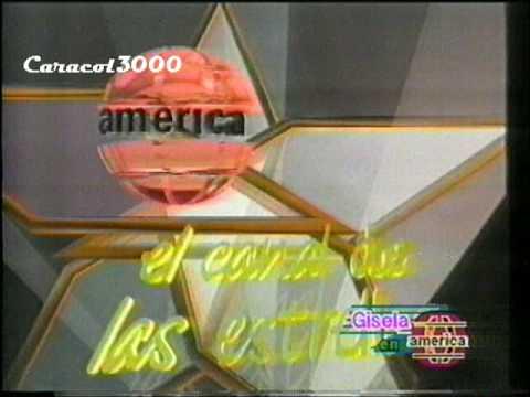 america tv 1993 - El canal de las estrellas HQ ((stereo))