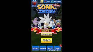 Sonic Dash MOD Hacker - Dinheiro Infinito Apk+obb - Download