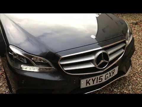 Mercedes E350 CDI AMG Sport Premium Estate 9G - FTC Leasing X4/2267