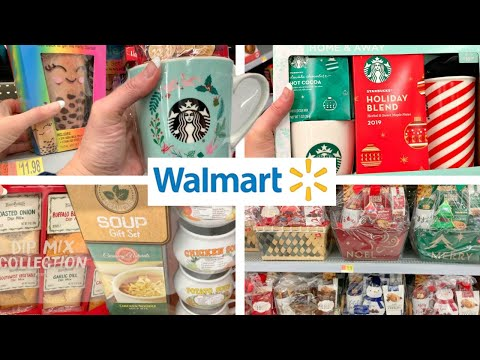 WALMART SHOPPING!!!🎄CHRISTMAS GIFT SETS UNDER $20!!!