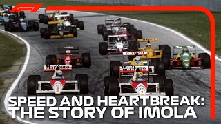 Speed and Heartbreak: The Story of Imola In Formula 1