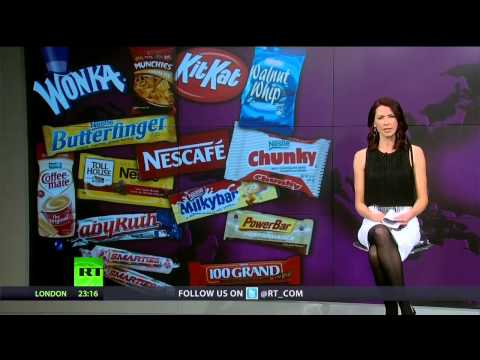 Nestle Chocolate Brought to You by Child Slavery | Brainwash Update