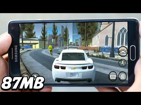 Gta V By Fan Made Android Offline Beta Version