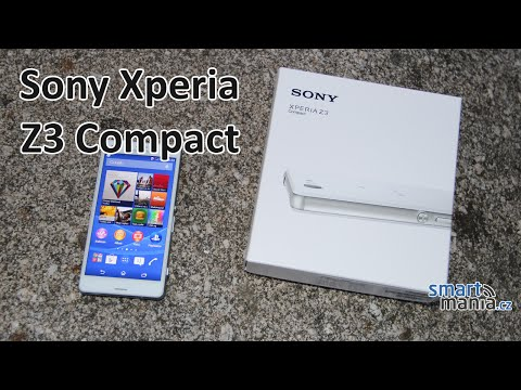 Sony Xperia Z3 Compact: Videopohled