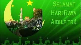 Cover images SELAMAT BERHARI RAYA - RAHIMAH RAHIM