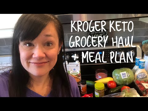 keto-kroger-grocery-haul-+-weekly-meal-plan-for-dinner-ideas