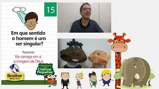 Catecismo para Crianças Pequenas - Pergunta 15