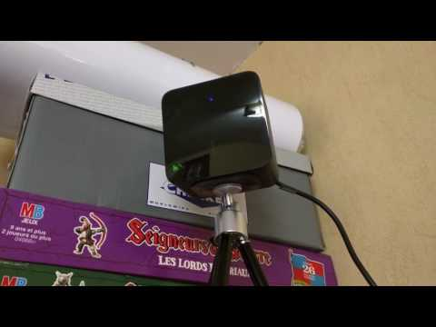 HTC vive base station clicking sound