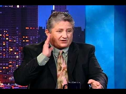 Brian Adams on It's Supernatural with Sid Roth - Healing