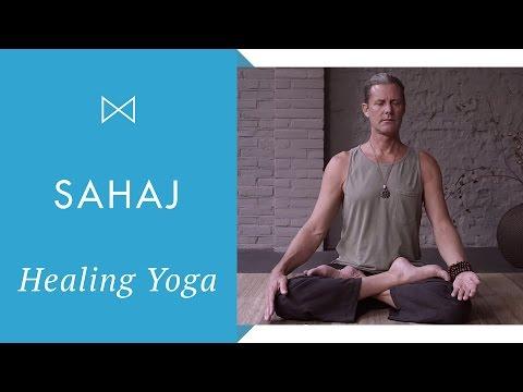 Healing Yoga - Opening the Subtle Energy Body