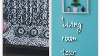 Living room tour   Home tour   Government quarters
