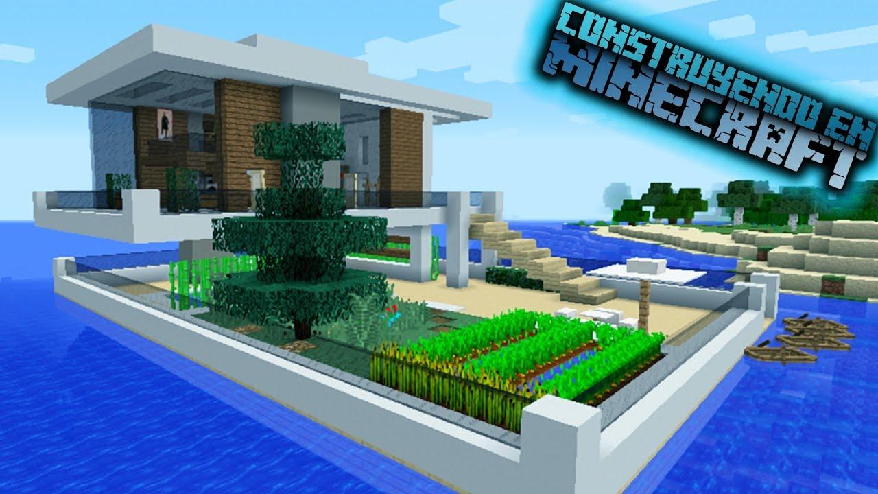 Como hacer una casa sobre el agua para survival en