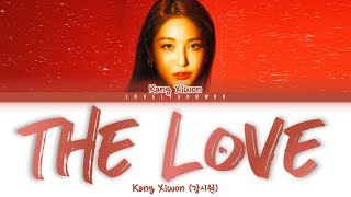 Kang Xiwon - The Love