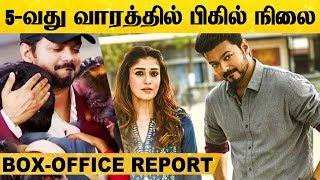Box Office Report Of Bigil – Status Of 5th Week!