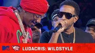 Ludacris Shows Nick Cannon He Still Has It! | Wild 'N Out | #Wildstyle