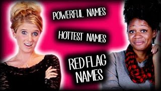 What Girls Think Of Boy Names