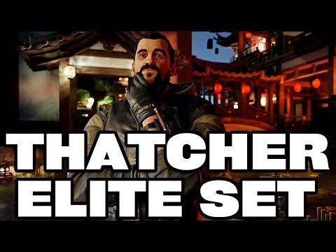 Thatcher Elite / Deeper Look at Villa - Rainbow Six Siege