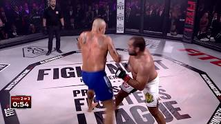 PFL: Fight Night: Blagoy Ivanov vs. Caio Alencar Full Fight