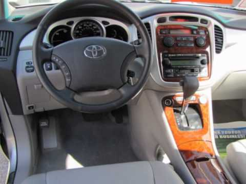 Perfect 2007 TOYOTA Highlander Hybrid 2WD 4dr Limited W/3rd Row