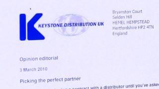 How Portal used IBM Information Management software to benefit Keystone Distribution
