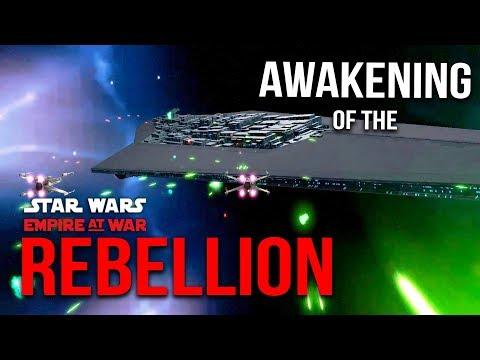 Star Wars Awakening of the Rebellion (Super Star Destroyer Engaged) Ep 16