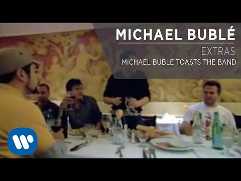 Download Michael Bublé Toasts The Band [Extra]