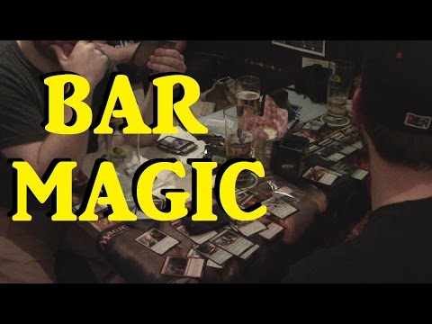 MTG Bar Magic at Cardinal Rule - Magic Origins Sealed