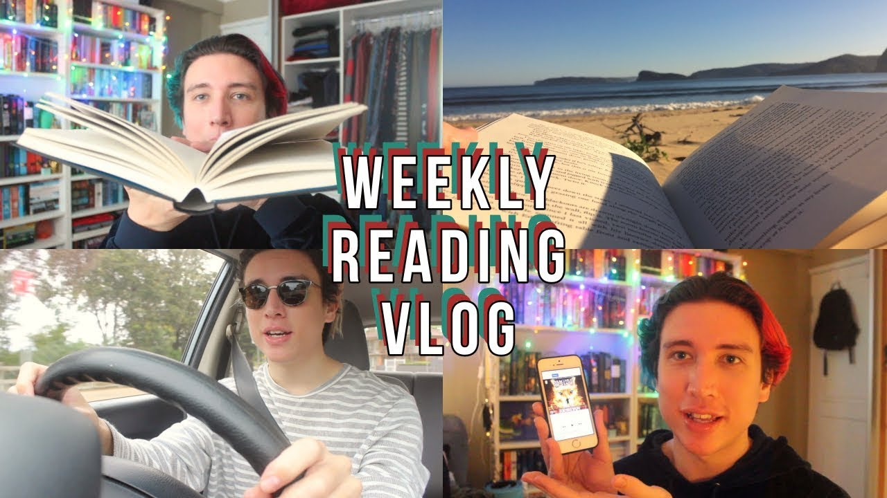 Weekly Reading Vlog