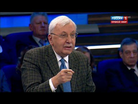 Виталий Третьяков: Поляки! Не суйте свой нос в русско-украинские дела. Отрубим!. 60 минут.