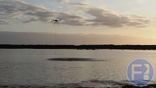 Freespace Callisto 50 - Sonar Pinger Dipping Demo