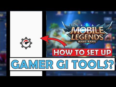 How To Set Up Gamer Gl Tools | Mobile Legends : Bang Bang Tips And Tricks | Mlbb