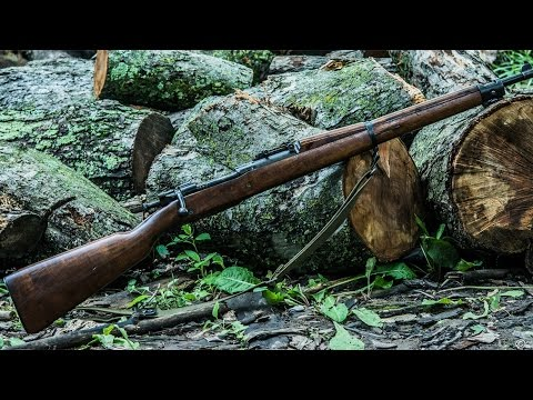 How To Make a Springfield 1903 Bolt Action Rifle