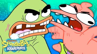 Enraged by the Bell  | Patrick's Tantrum | SpongeBob