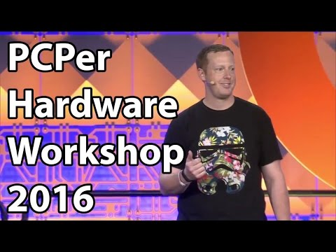 PC Perspective Hardware Workshop 2016 @ Quakecon 2016