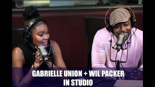 GABRIELLE UNION & WILL PACKER IN STUDIO: BREAKING IN PREMIERE + MORE