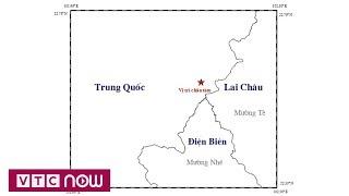 Động đất ở biên giới Việt Trung