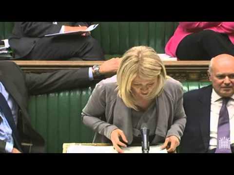 Esther McVey savage attack on Citizens Advice Bureau