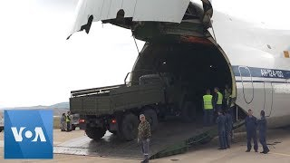 Russian S-400 Missile Hardware Arrives in Turkey