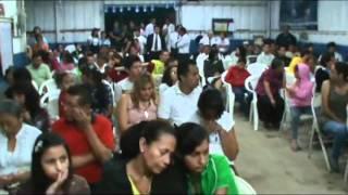 drama en 8° aniversario de tabernaculo ciudad futura