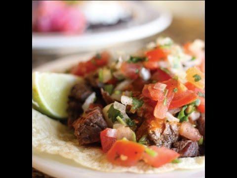 comida mexicana en usa backyard taco youtube