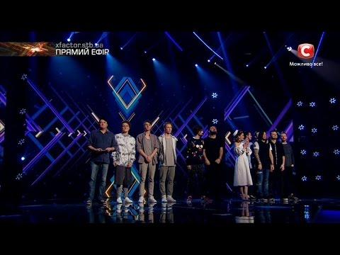 Видео, Результаты голосования - Начало  ФИНАЛ Х-фактор-7 17.12.2016